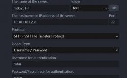 Atom远程编辑服务器或工控主板上的文本文件