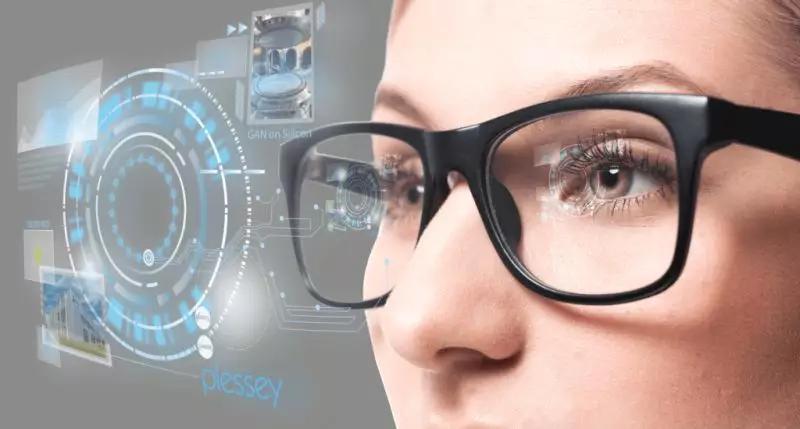 用AR眼镜在虚拟和现实间切换-eccee.com